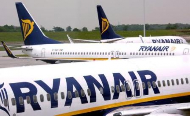 Ryanair, 9 giorni a Fiumicino