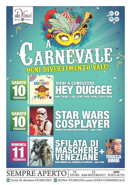 Carnevale Da Vinci 2018