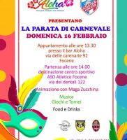Carnevale Focene 2020