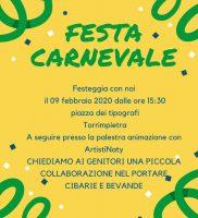 Carnevale Torrimpietra 2020