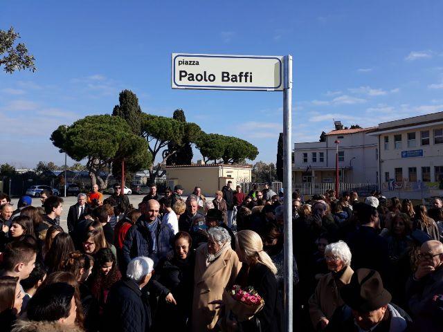 Piazza Paolo Baffi k