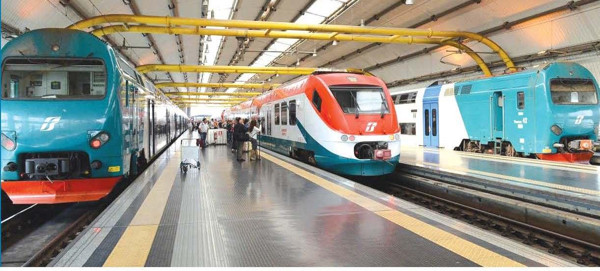 La Stazione ferroviaria a Fiumicino c'è, quella dell'aeroporto - QFiumicino.com