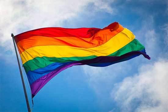 Il secondo Lazio Pride di Latina: manifestanti da tutta Italia FOTO