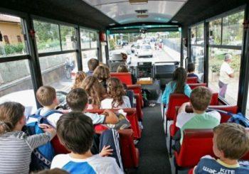 Trasporto scolastico, iscrizioni entro il 20 agosto