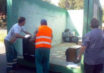 Dal 25 raccolta rifiuti a domicilio