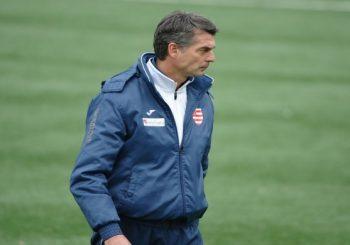 Fiumicino Calcio, Vigna allenatore