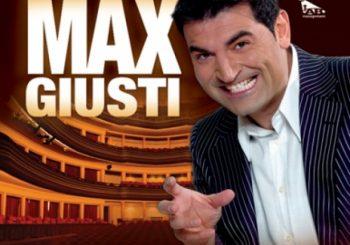 Max Giusti scalda I Love Comico