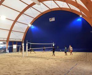 Fco Beach Center, nuovi corsi dal 18 settembre