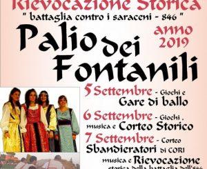 Palio dei Fontanili a Testa di Lepre, II edizione il 5-9 settembre