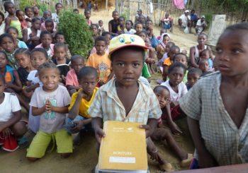 I bambini del Madagascar