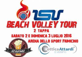 Beach Volley Tour, 2-3 luglio seconda tappa