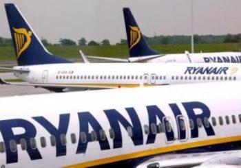 Ryanair, a pagamento il trolley a bordo