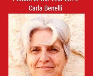 A Carla Benelli il premio per la salvaguardia del patrimonio culturale