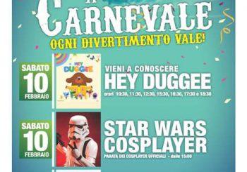 Carnevale al Parco Da Vinci il 10-11 febbraio