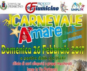 Carnevale a Mare 2017: programma, percorso e carri