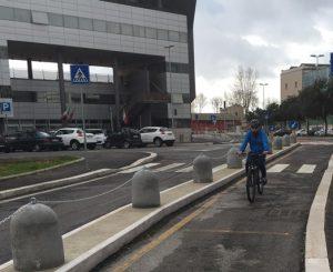 In bici dal Comune a Focene
