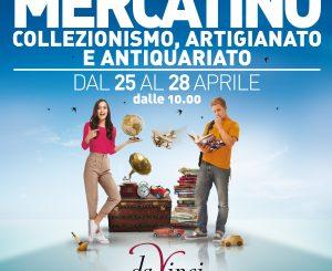Da Vinci, Mercatini dal 25 al 28 aprile