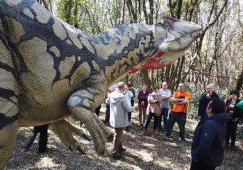 """""""Dinosauri in Carne e Ossa"""", Sauronotti il 14 settembre e nuovi orari"""