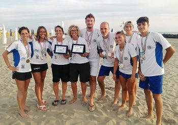 "Beach tennis,  ""Dm Tour Tirreno"" conquista pass per Grosseto"
