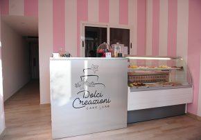 Dolci Creazioni Cake & Lab, il tempio del dolce