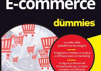 """È uscito """"E-commerce for dummies"""""""