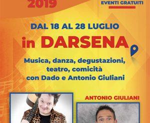 Fiumicino Estate, gli eventi in Darsena dal 18 al 28 luglio