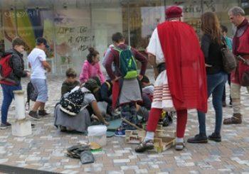 Compleanno di Traiano, il 18 settembre festa in piazza Grassi