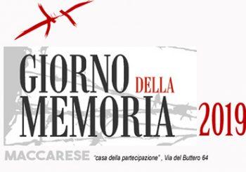 Giorno della Memoria, doppio evento a Maccarese il 27