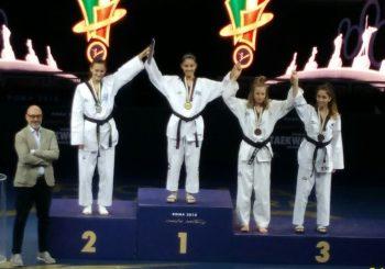 Taekwondo, il Lazio vince la Coppa Italia