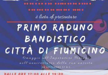 Omaggio a Traiano, Raduno Bandistico il 23 settembre