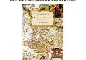 """Torrimpietra, il libro """"La battaglia del Pian Perduto"""" il 21 luglio"""