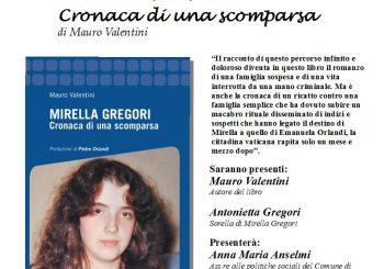 """""""Mirella Gregori, cronaca di una scomparsa"""", presentazione il 13"""