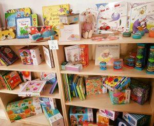 Matrioska, libreria e tanto altro, tutto per l'infanzia