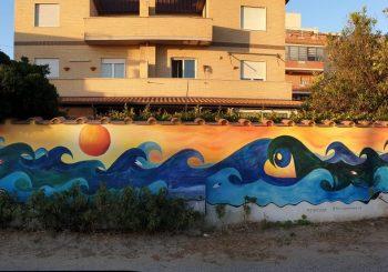Passoscuro, piano del colore e murales