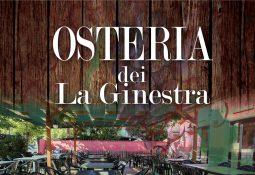 Osteria dei La Ginestra – Menu a prezzo fisso