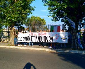 """Manifestazione Lega Parco Forti: """"Stop al degrado"""""""