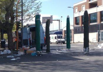 """Plastic free, Ferreri: """"E centinaia di buste in strada dopo i mercati"""""""