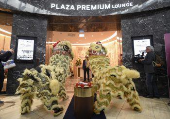 """Aeroporto, apre i battenti """"Plaza Premium Lounge"""""""
