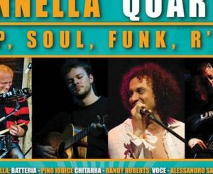 AlChiosco il 23 giugno con il Roberts, Iodice, Sanna, Mennella Quartet