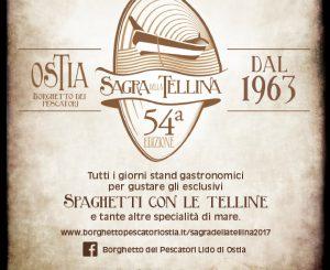 Sagra Tellina, a Ostia dal 22 al 27 agosto