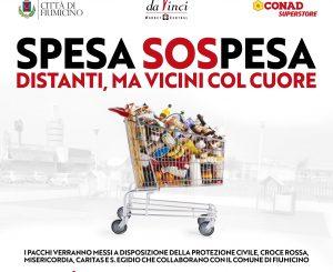 """Conad Parco Da Vinci, avviata la """"spesa sospesa"""""""