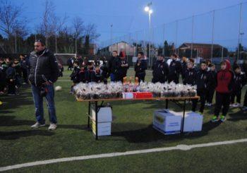 Torneo 8 dicembre, che festa per il Fiumicino Calcio
