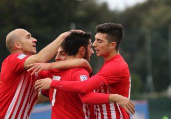 SFF Atletico, il 2018 inizia con una goleada