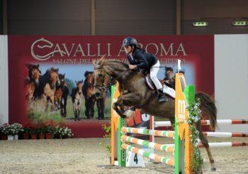 Cavalli a Roma, in Fiera dal 15 al 17 febbraio