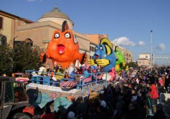 Carnevale in rampa di lancio