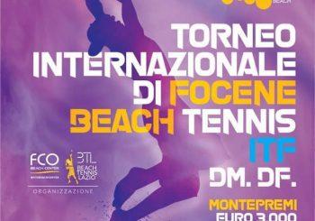 Beach Tennis, 12-14 luglio torneo internazionale al Waterfront di Focene
