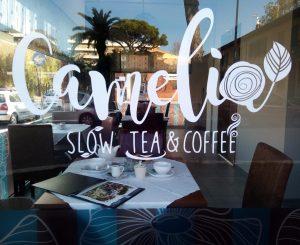 Camelia Slow Tea&Coffee, inaugurazione il 1° dicembre