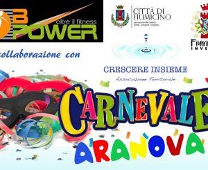 Carnevale Aranova con Crescere Insieme