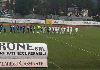 Sff Atletico ko a Cassino, Rieti primo