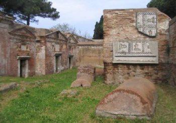 Sabato 10 febbraio, visita alla Necropoli di Porto